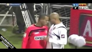 Самые жестокие драки в футболе . Жестокие футболисты(Смотреть всем )