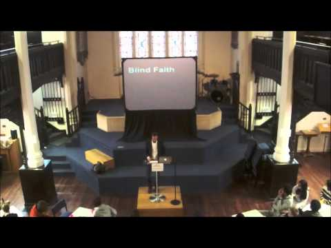 Blind faith- is Christianity Just a Product of Culture? Big Questions #2 Easter 2016