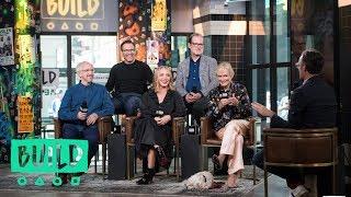 "Glenn Close, Jonathan Pryce, Christian Slater, Annie Starke & Björn Runge Talk ""The Wife"""
