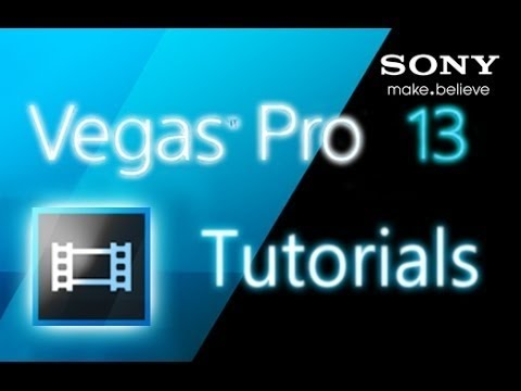 Kako editovati video?? Sony Vegas PRO 13 - Tutorial za pocetnike!!