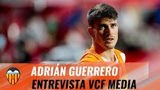 ADRIÁN GUERRERO HABLA PARA VCF MEDIA TRAS DEBUTAR EN GRANADA