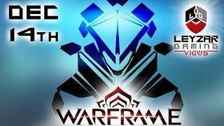 Baro Ki'Teer the Void Trader (December 14th) - Quick Recommendations (Warframe Gameplay)