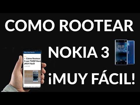 ¿Cómo Rootear Nokia 3 con TWRP Recovery? ¡MUY Fácil!