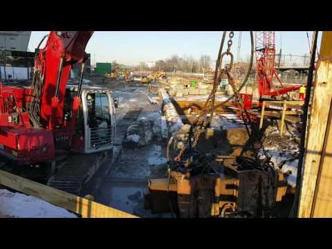 2017-01-16  breken betonwand overcingeltunnel