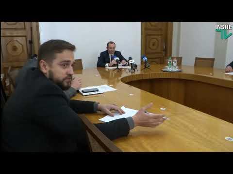 ІншеТВ: Глава района Николаева высказал фе Департамента ЖКХ насчет ремонта дорог
