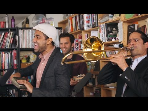 Los Hacheros: NPR Music Tiny Desk Concert