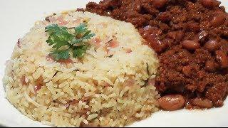 Mexican Rice Recipe - Mark's Cuisine #53