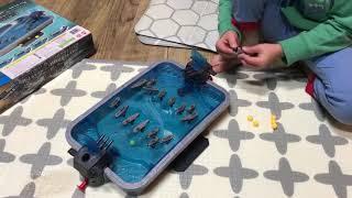 손오공의 재미있는보드게임 배틀쉽 놀이영상