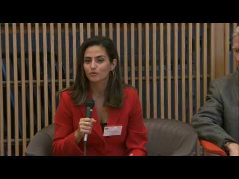 Running for Cover: Politics, Justice and Media in the Syrian Conflict - session 1