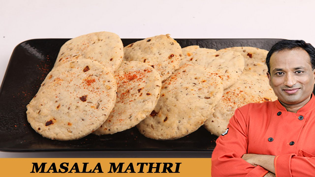 Masala Mathri Recipe With Philips Air Fryer By Vahchef