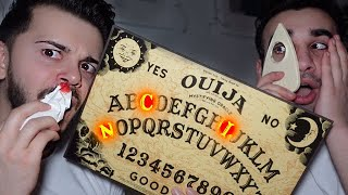 OUIJA BOARD SPIRIT SESSION !! (NOSE WING)