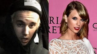 Justin Bieber Writing Song About Taylor Swift & Haters?