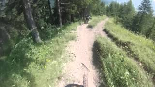 Rose Press Camp 2014 - Freeride Track Lermoos HD