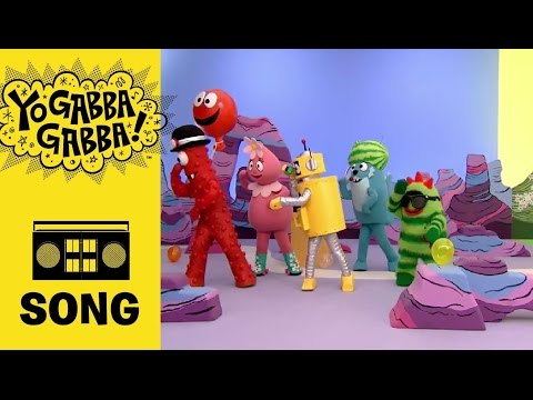 Let's Be One Of The Good Guys - Yo Gabba Gabba!
