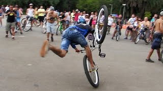 Portal Wheeling no Ibirapuera (Wheeling Bike)