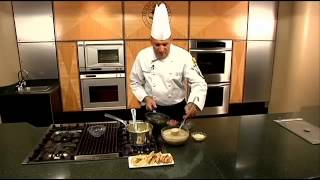 Cooking: Buckwheat Crepes With Sauteed Apples And