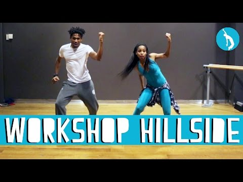 Dancestepz Workshop - Helio Faria - Istanbul