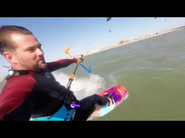 Kitesurfing: Ripping the tide with OFF GRID Riptide