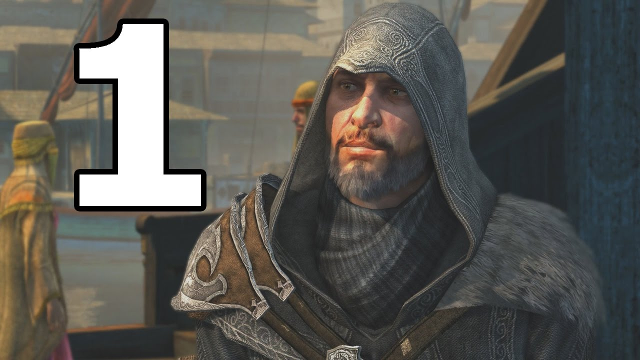 Assassin 39 s creed revelations remastered walkthrough part 1 no commentary playthrough ps4 - Assassin s creed pictures ...