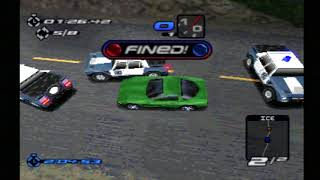 Need For Speed 3 Hot Pursuit | Rocky Pass | Hot Pursuit Race 259