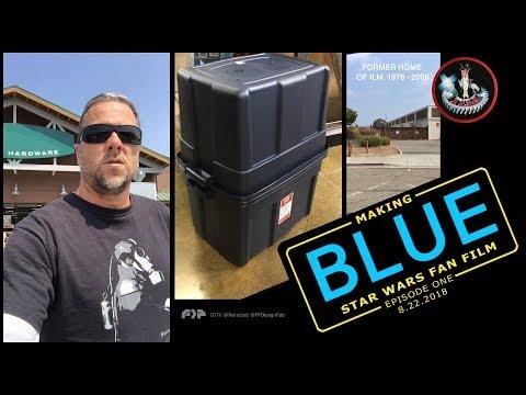 Making BLUE Ep.02: Star Wars Short Film