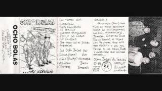 Ocho Bolas - Al Servicio - 1989 (FULL ALBUM)