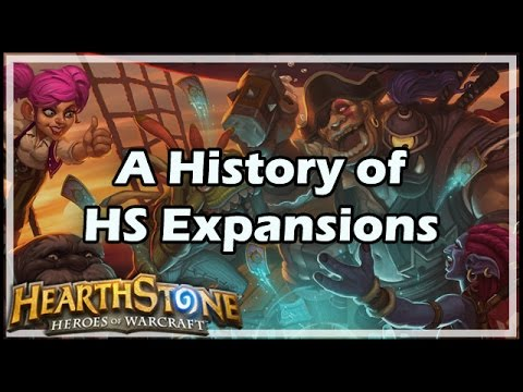 [Hearthstone] A History of Hearthstone Expansions