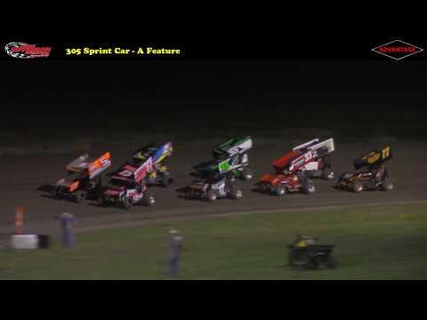 Sport Compact, 305 Sprint Car -- 7/15/17 -- Park Jefferson Speedway
