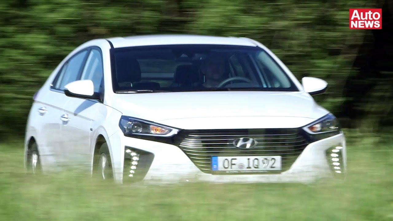Hyundai Ioniq Elektro Oder Hybrid Als Prius Konkurrenz Aus Südkorea