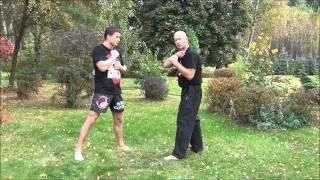 (1) Trenig Sztuk Walki | Uderzenia łokciem cz. 1 | Samoobrona, MMA