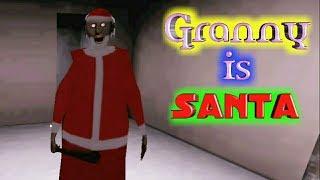 Granny Is Santa Full Gameplay