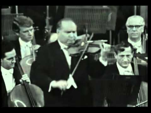 Beethoven Violin Concerto by David Oistrakh