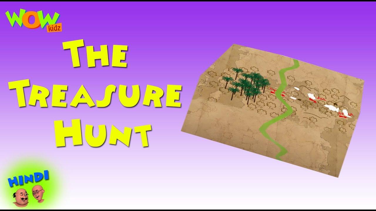 Download The Treasure Hunt - Motu Patlu in Hindi WITH ENGLISH, SPANISH & FRENCH SUBTITLES