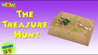 The Treasure Hunt - MOTU PATLU - HINDI - WOW KIDZ