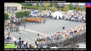 Taptoe Brunssum 22 september 2019
