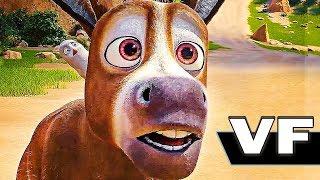 L'ETOILE DE NOEL Bande Annonce VF ✩ Animation (201...