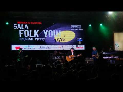 Nicu Alifantis & Zan - Vino - Live la Folk You 2014 in Bucuresti