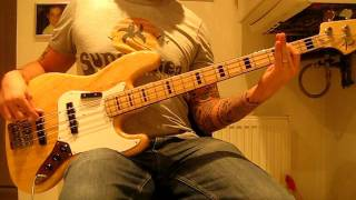 slade merry christmas everybody bass cover