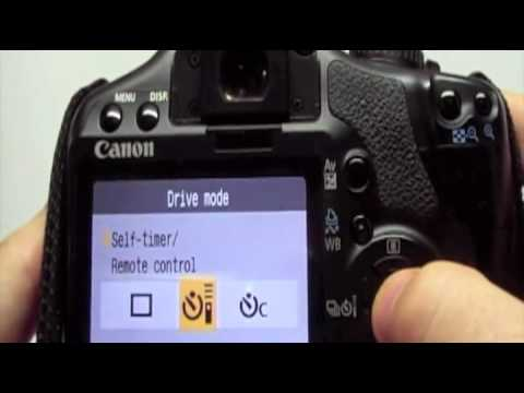 Wireless Shutter Release Remote for Canon EOS, Rebel