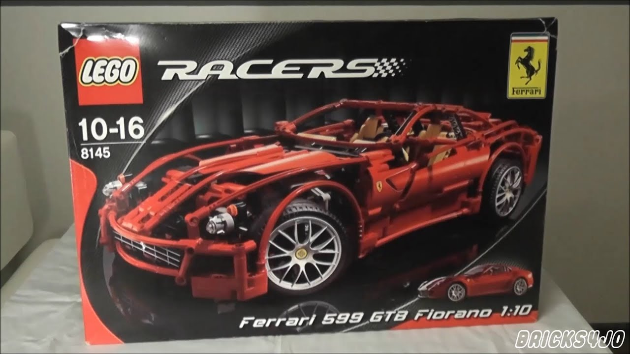 Image Result For Lego Racers Ferrari  Gtb Fiorano