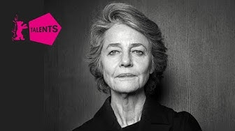 Charlotte Rampling on Her Acting Career | Berlinale Talents 2019