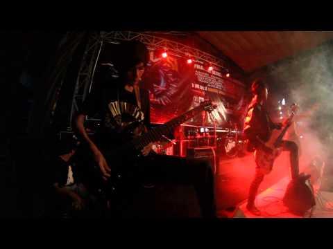 Charpatia - Fase Hipnotis (Live) Revolusi #2 United By Hardcore Tour 2013