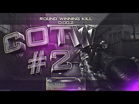 Clips of the Week - Episode 2 ft. Zoo Hntr! (MW2)