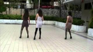 Poison Line Dance