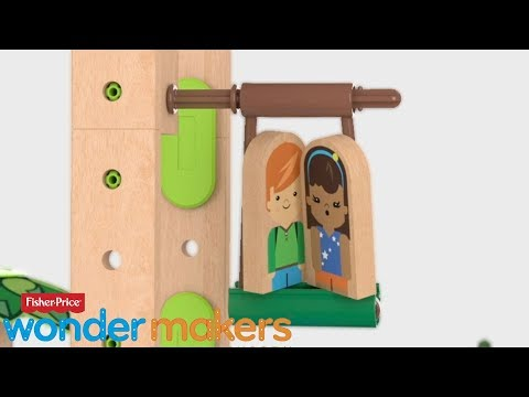 Wonder Makers™ - Super Swing | Cartoons For Kids | Fisher-Price | Toy Play | Learning For Kids