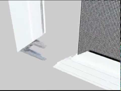 Invisi-Gard Stainless Steel Security Screens