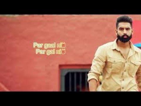 Gaal Ni Kadni   Parmish Verma   Desi Crew   Latest Punjabi Song 2017   SoNY NaCVi