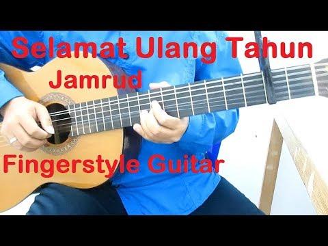 Selamat Ulang Tahun Fingerstyle Guitar