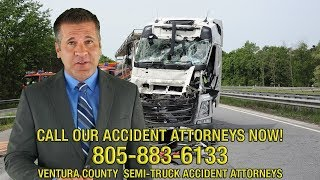 Piru CA Trucking Accident Attorneys Personal Injury Lawyers