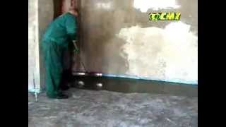 видео Полиуретан-цементные полы и наливной пол на цементной основе